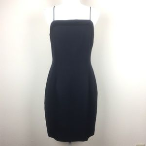 CACHE Black Fitted Dress - 8